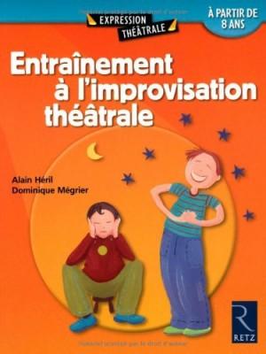 """Afficher """"Entraînement à l'improvisation théâtrale"""""""