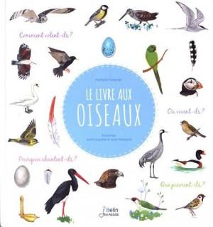 """Afficher """"livre aux oiseaux (Le)"""""""