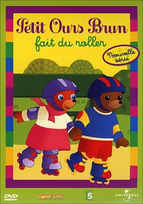 """Afficher """"Petit Ours Brun Petit Ours Brun : fait du roller"""""""