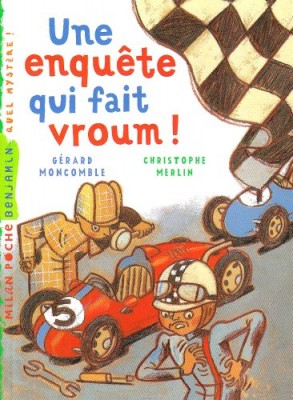 """Afficher """"Une enquête qui fait vroum !"""""""