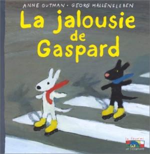 """Afficher """"Les catastrophes de Gaspard et Lisa. n° 9 La jalousie de Gaspard"""""""