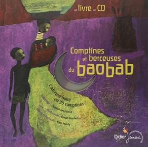 """Afficher """"Comptines et berceuses du baobab"""""""