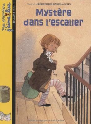 """Afficher """"Mystère dans l'escalier"""""""