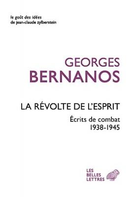 vignette de 'La révolte de l'esprit (Bernanos, Georges)'