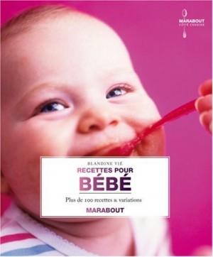 """Afficher """"Recettes pour bébé"""""""
