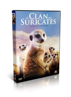vignette de 'Le clan des suricates (Chris Barker)'