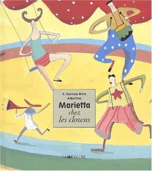"Afficher ""Marietta chez les clowns"""
