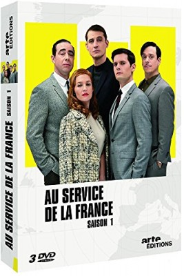 """Afficher """"Au service de la France n° 1 Au service de la France - Saison 1"""""""
