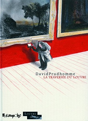vignette de 'Traversée du Louvre (La) (David Prudhomme)'