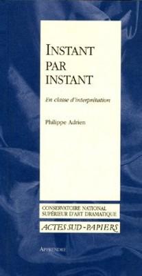 """Afficher """"Instant par instant"""""""