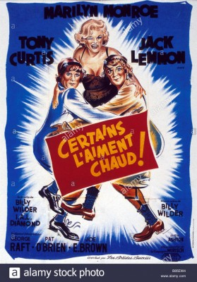 vignette de 'Certains l'aiment chaud (Billy Wilder)'