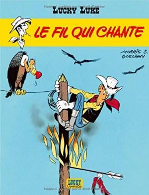 "Afficher ""Lucky Luke n° 14 Le fil qui chante"""