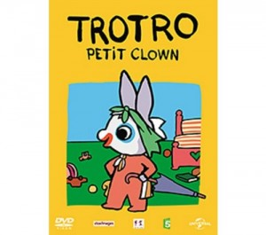 """Afficher """"âne Trotro (L') Trotro petit clown"""""""