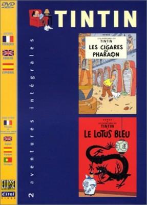 "Afficher ""Tintin : Les cigares du pharaon"""