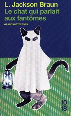 """Afficher """"Le chat qui parlait aux fantômes"""""""