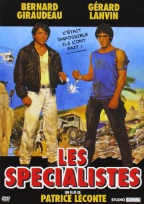 """Afficher """"Les Spécialistes"""""""