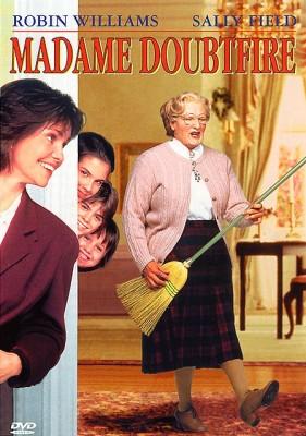 """Afficher """"Madame Doubtfire (Le film)"""""""
