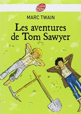 vignette de 'Les aventures de Tom Sawyer (Mark Twain)'