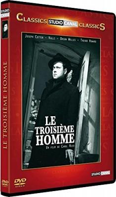 """Afficher """"Le troisième homme"""""""