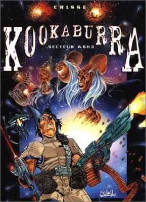 "Afficher ""Kookaburra n° 2 Secteur WBH3"""
