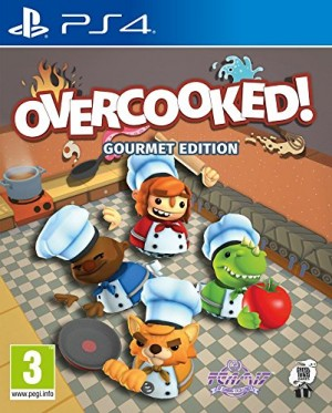 """Afficher """"OVERCOOKED"""""""