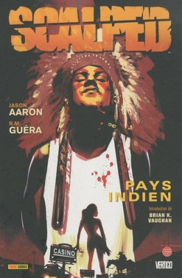 vignette de 'Scalped n° 1<br /> Pays indien (Jason Aaron)'