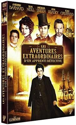 """Afficher """"Les Aventures extraordinaires d'un apprenti détective"""""""