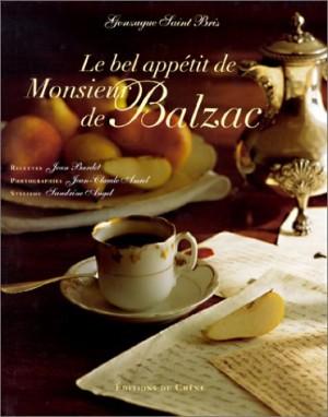 """Afficher """"Le bel appétit de monsieur de Balzac"""""""