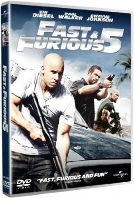 "Afficher ""Fast & furious Fast & Furious 5"""