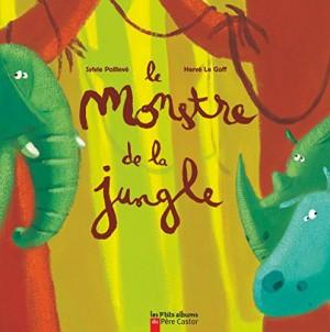 """Afficher """"Le monstre de la jungle"""""""