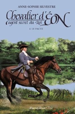 """Afficher """"Chevalier d'Eon, agent secret du roi n° 4 pacte 4 (Le)"""""""