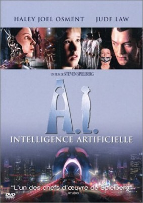 "Afficher ""A.I. Intelligence artificielle"""