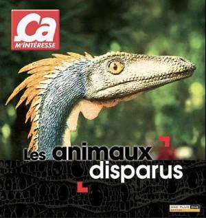 """Afficher """"Les animaux disparus"""""""