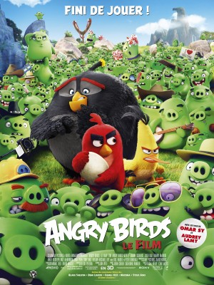 "Afficher ""Angry Birds - Le Film"""