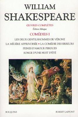"""Afficher """"Oeuvres complètesComédies n° 1"""""""
