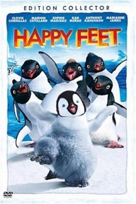 Couverture de Happy Feet n° 1