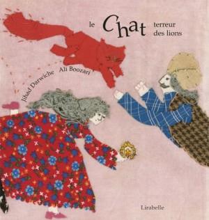 """Afficher """"Le chat, terreur des lions"""""""