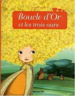 """Afficher """"Minicontes classiques Boucle d'or et les trois ours"""""""