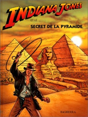"Afficher ""Indiana Jones. Indiana Jones et le secret de la pyramide"""