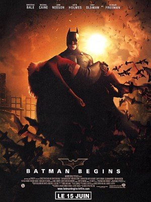 "Afficher ""Batman begins"""