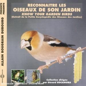 """Afficher """"Reconnaître les oiseaux de son jardin"""""""