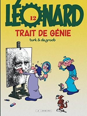 """Afficher """"Léonard n° 12 Trait de génie"""""""