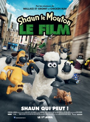 """Afficher """"Shaun le mouton - Le film"""""""