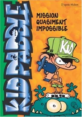 "Afficher ""Kid Paddle Mission quasiment impossible"""