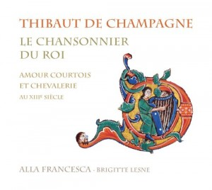 """Afficher """"Chansonnier du roi (Le)"""""""