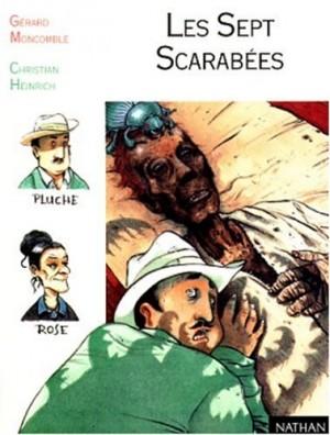 """Afficher """"Les sept scarabées"""""""