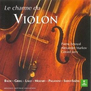 """Afficher """"Charme du violon (Le)"""""""