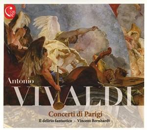 """Afficher """"Concerti di Parigi"""""""