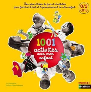 """Afficher """"1001 activités avec mon enfant"""""""
