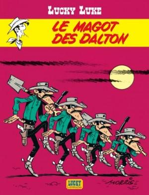 """Afficher """"Lucky Luke n° 16 Le magot des Dalton"""""""